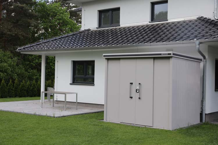 Gerätehäuser und Anbauten für Carport von CarportUnion