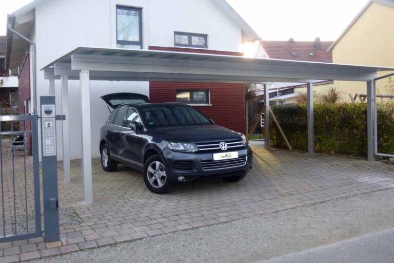 Aluminium Carport LJF-Serie