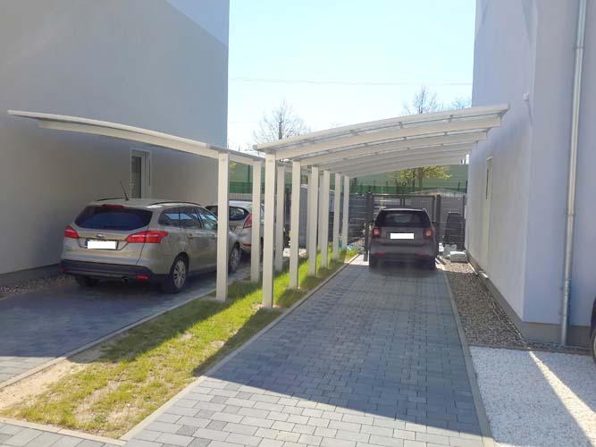 Alu Carport Serie PJR Carportunion