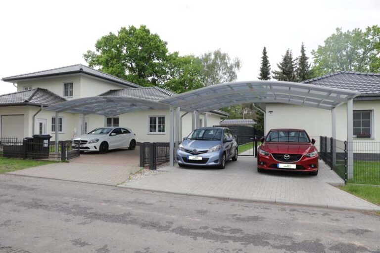 Aluminium Carport PJR-Serie