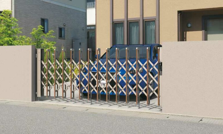 Tore und Zäune aus Aluminium von CarportUnion