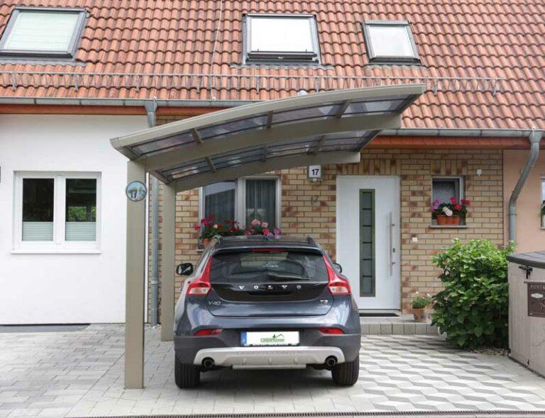 Aluminium Carport VR-Serie