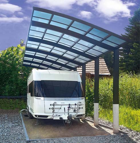 Wohnmobil Carports von CarportUnion