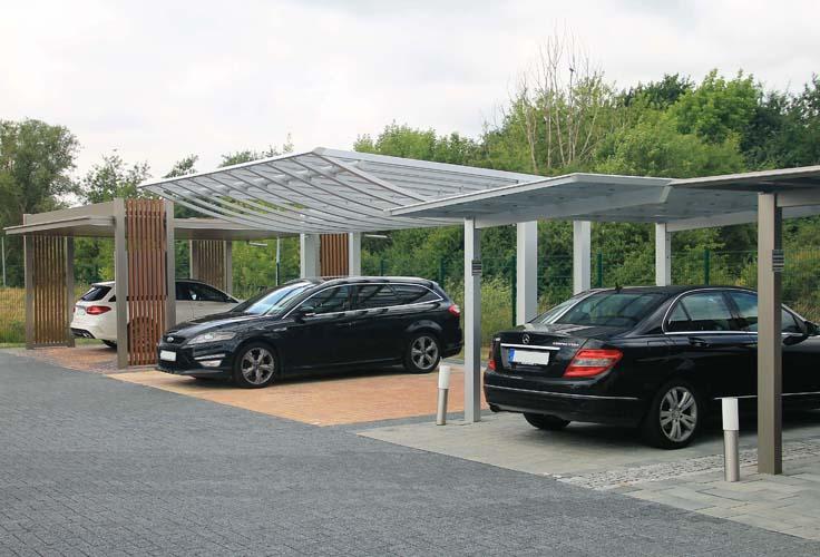 CarportUnion Musterpark in Strausberg