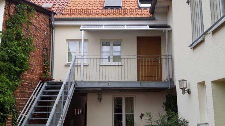 Aluminium-Terrassenüberdachung CarportUnion