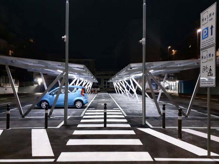 Solar-Carport Pensilsole CarportUnion